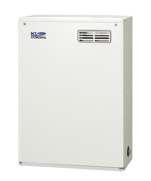 *コロナ*UKB-NX460HR[MD] 石油ふろ給湯器 給湯+追いだきタイプ 屋外設置型 前面排気 シンプルリモコン付属タイプ NX-Hシリーズ 高圧力型貯湯式【送料・代引無料】