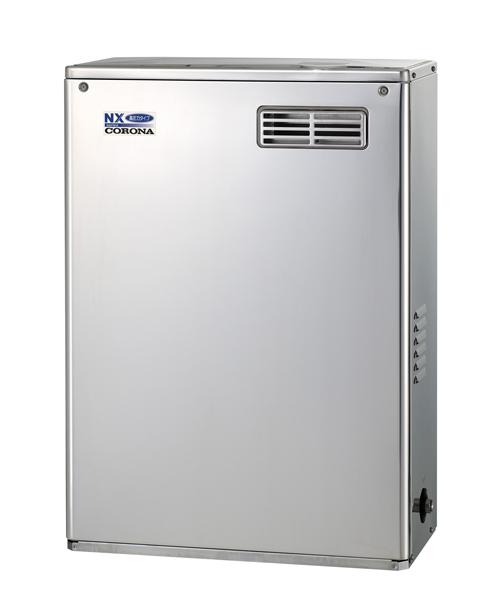 *コロナ*UKB-NX460HR[MSD] 石油ふろ給湯器 給湯+追いだきタイプ 屋外設置型 前面排気 シンプルリモコン付属タイプ NX-Hシリーズ 高圧力型貯湯式【送料・代引無料】