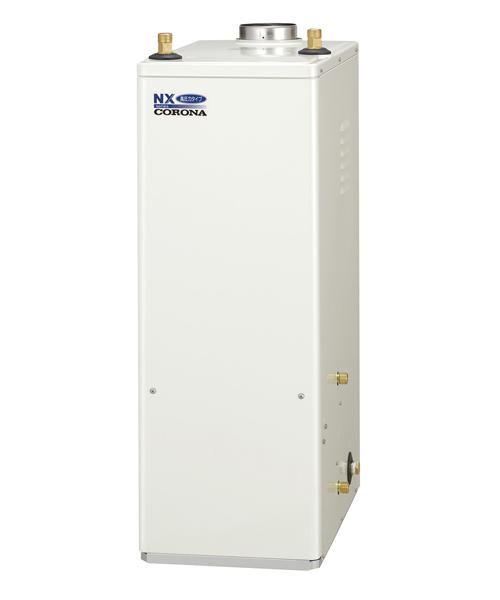 *コロナ*UIB-NX46HR[FD] 石油給湯器 給湯専用タイプ 屋内設置型 強制排気 シンプルリモコン付属タイプ NX-Hシリーズ 高圧力型貯湯式【送料・代引無料】
