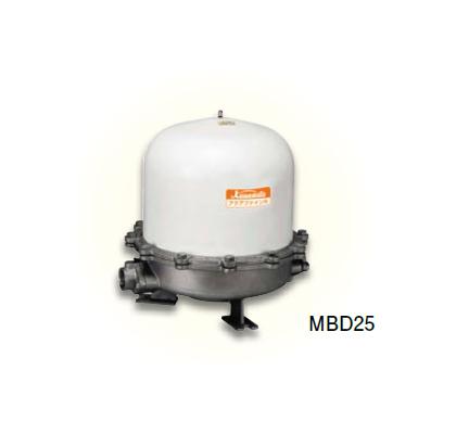 *川本ポンプ/kawamoto*MBD25 MBD形 除濁槽 アクアファインS 井戸水の濁り除去【送料無料】