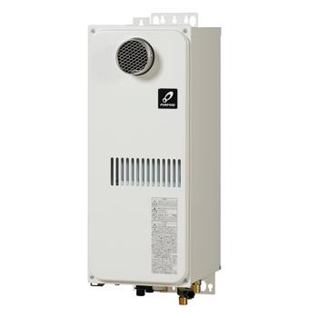 *パーパス[高木産業]*GX-1600ZWS-1 ガスふろ給湯器 屋外壁掛型 設置フリー [フルオート] 16号 スリムタイプ【送料・代引無料】