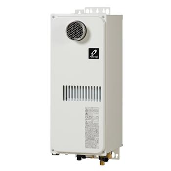 *パーパス[高木産業]*GX-1600AWS-1 ガスふろ給湯器 屋外壁掛型 設置フリー [オート] 16号 スリムタイプ【送料・代引無料】