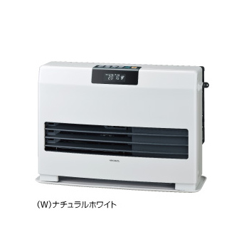 *コロナ*FF-WG4017S FF式石油暖房機 ビルトインタイプ 防火性能認証品 3.99kW 木造11畳/コンクリート14畳 別置タンク式[FF-WG4016Sの後継品]〈送料・代引無料〉
