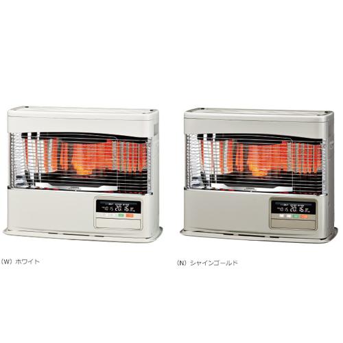 *コロナ*FF-6817PK[W/N] FF式石油暖房機 FF式輻射 PK・PRシリーズ 6.80kW 木造18畳/コンクリート24畳 別置きタンク式[FF-6816PKの後継品]〈送料・代引無料〉