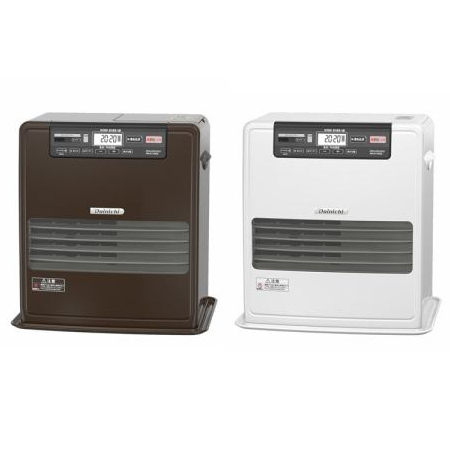 *ダイニチ*FW-3717SDX[W/T] 石油ファンヒーター 3.7kW 木造10畳/コンクリート13畳 暖房器具〈送料無料〉