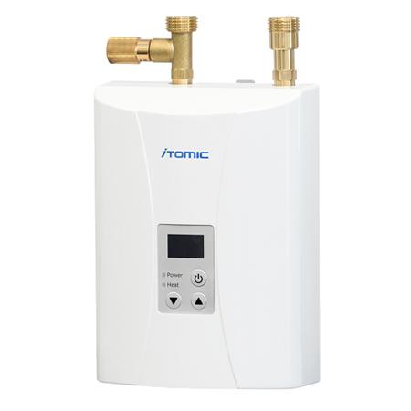 *イトミック* EIX-05A0 EIXシリーズ 超小型瞬間式電気給湯器 2.9号 小型電気温水器 単相200V 5.0kW[EIC-05A0の後継品]〈送料・代引無料〉
