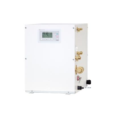 *イトミック* ESN06B[R/L]X111C0 ESNシリーズ 6L 床置型電気温水器 小型電気温水器 単相100V 操作部B タイマー機能 1.1kW ミキシング機能付〈送料・代引無料〉