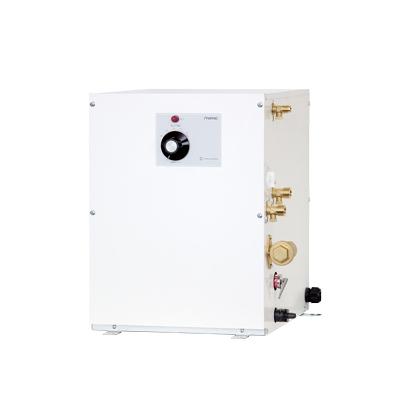 *イトミック* ESN12A[R/L]X215C0 ESNシリーズ 12L 床置型電気温水器 小型電気温水器 単相200V 操作部A 1.5kW ミキシング機能付〈送料・代引無料〉
