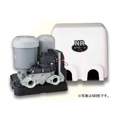 *川本ポンプ/kawamoto*NR205T[NR206T] 浅井戸用・受水槽用 カワエースNR形 200W[三相200V] 単独運転 [N3-205THN[206THN]の後継品]