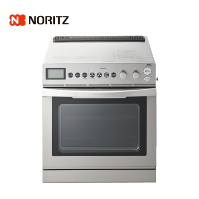 *ノーリツ*NLV2401ESV 卓上コンビネーションレンジ 卓上ガスオーブン 24Lタイプ 電子レンジ機能付 【送料・代引無料】