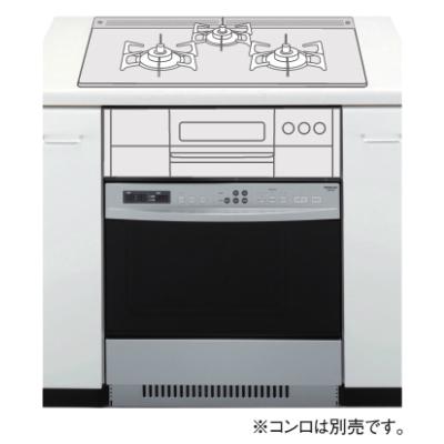 *大阪ガス*114-F414 ビルトインガスオーブン コンビネーションレンジ セットフリータイプ 48L