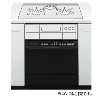 *大阪ガス*114-F404 ビルトインガスオーブン コンビネーションレンジ セットフリータイプ 48L