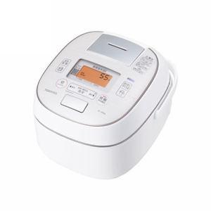 *東芝*RC-10VQL[W] オリジナルモデル 真空圧力IHジャー炊飯器 [5.5合] グランホワイト 〈送料無料〉