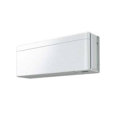 〈送料・代引無料〉*ダイキン*S25VTSXS-F ファブリックホワイト エアコン SXシリーズ 暖房 6~8畳/冷房 7~10畳