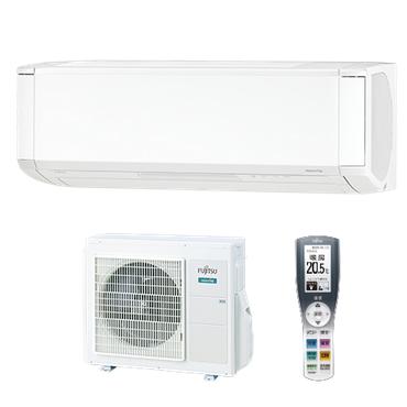 〈送料・代引無料〉*富士通ゼネラル/Fujitsu General*AS-XS25H エアコン nocriaXS ノクリアXSシリーズ 冷房 7~10畳 暖房6~8畳