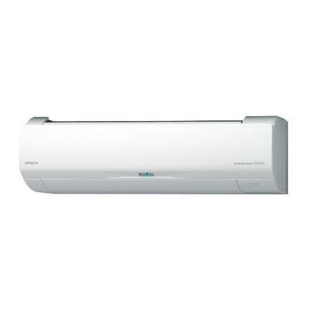 〈送料・代引無料〉*日立/Hitachi*RAS-W22H ステンレス・クリーン白くまくん エアコン Wシリーズ 冷房 6~9畳 暖房6~7畳