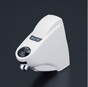 *KVK水栓金具* E1702 センサー水栓 後付けタイプ 洗面用 立ち水栓タイプ用〈送料・代引無料〉