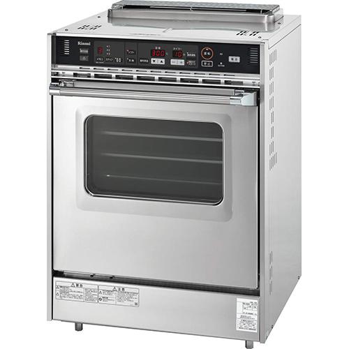 *リンナイ/Rinnai*RCK-20AS4 業務用ガスオーブン ガス高速オーブン 庫内有効容量52L [RCK-20AS3の後継品]〈代引・後払不可〉