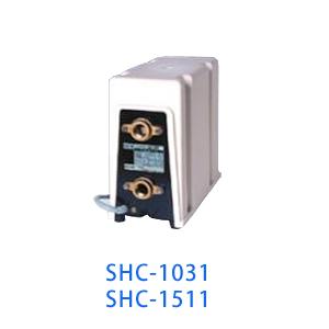 *SANSO/三相電機*SHC-1511 シールレスタイプ 単相100V 家庭用ポンプ 給湯加圧ポンプ 圧力スイッチ・流量スイッチ併用式 RoHS対応品〈送料無料〉