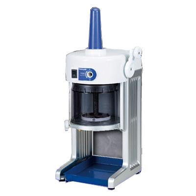*初雪氷削機[CHUBU]*HB310A ブロックアイススライサー BASYS ベイシス 電動かき氷機【送料無料】