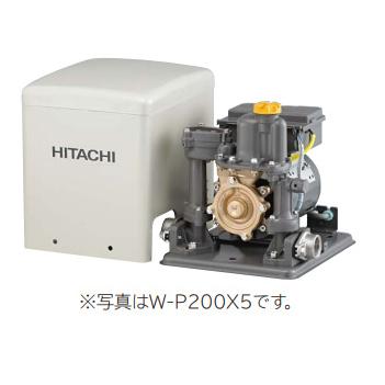 *日立*W-K200X 5〈50Hz用〉浅井戸用 非自動ポンプ 三相200V【送料無料】