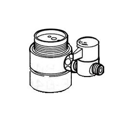 *ナニワ製作所*NSJ-SMF7 湯水混合水栓用 [デッキタイプ 分岐水栓・シングルレバー] 湯水混合水栓用 分岐水栓, 三春町:6d57879f --- officewill.xsrv.jp