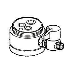 *ナニワ製作所*NSJ-SKA7 [デッキタイプ・シングルレバー] 分岐水栓 湯水混合水栓用 分岐水栓, アヤチョウ:4ecffa47 --- officewill.xsrv.jp