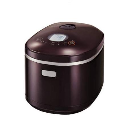 *リンナイ*RR-100MST2[DB] ダークブラウン ガス炊飯器 直火匠 タイマー・ジャー機能付[2~11合][RR-100MSTの後継品]【送料・代引無料】