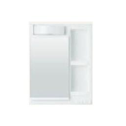 *TOTO*LMSPL060A4GFG1[A/C/D/E] 化粧鏡 ミラーキャビネット 1面鏡[鏡裏収納付] 蛍光ランプ エコミラーなし Fシリーズ 60cmタイプ 洗面化粧台用〈送料無料〉