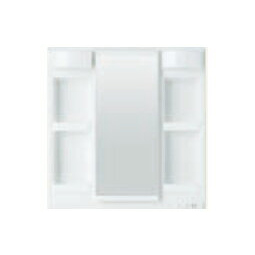 *TOTO*LMSPL075B4GDG1[A/C/D/E] 化粧鏡 ミラーキャビネット 1面鏡[鏡裏収納付 全高1800mm対応] LEDランプ エコミラーなし Fシリーズ 75cmタイプ 洗面化粧台用〈送料無料〉