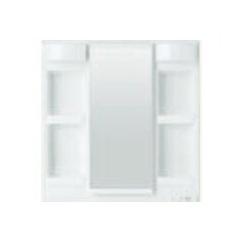 *TOTO*LMSPL075B4GFC1[A/C/D/E] 化粧鏡 ミラーキャビネット 1面鏡[鏡裏収納付 全高1800mm対応] 蛍光ランプ エコミラーあり Fシリーズ 75cmタイプ 洗面化粧台用〈送料無料〉