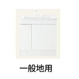 *TOTO*LDPL075BJGEN1[A] ホワイト ベースキャビネット化粧台 片引出しタイプ 一般地用 Fシリーズ 75cmタイプ 洗面化粧台〈送料無料〉
