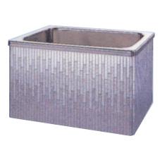 *クリナップ*SDL-102AW[L/R] ステンレス浴槽 [満水320L]