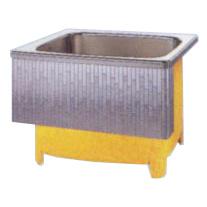 *クリナップ*SDL-91HW[L/R] ステンレス浴槽 [満水280L]