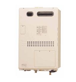 【無料3年保証/工事もご依頼で5年】*ハーマン*ガスふろ給湯機能付暖房熱源機 YGV1668R3H 高温水供給式 設置フリー屋外壁掛型 [フルオート]16号