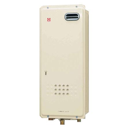 【無料3年保証/工事もご依頼で5年】*ハーマン*ガス暖房専用タイプ熱源機 YG0604R 設置フリー屋外壁掛型 1温度コントロール方式