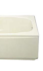 *日立ハウステック*HK-1471A1-1LA-M 浅型FRP浴槽 [満水300L]