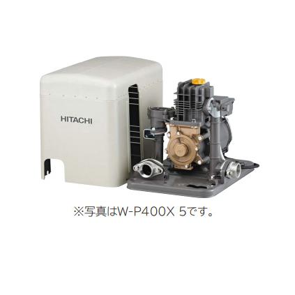 *日立*W-K750X 6〈60Hz用〉浅井戸用 非自動ポンプ 三相200V【送料無料】
