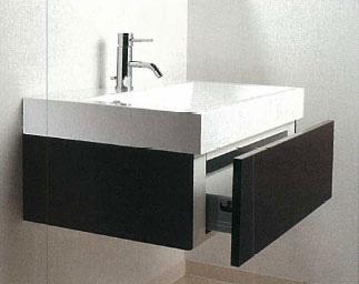 *KAKUDAI*207-100-M 角型洗面器専用キャビネット