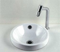 *KAKUDAI*493-019 丸型手洗器