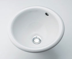 *KAKUDAI*#DU-0473340031 DURAVIT 丸型手洗器