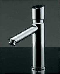 *KAKUDAI* 716-312-13 よく[沃] 洗面用 自閉立水栓【送料・代引無料】
