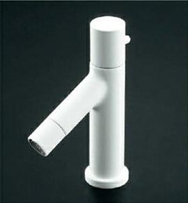 *KAKUDAI* 716-839-13 SWEEQ 洗面用立水栓 ホワイト