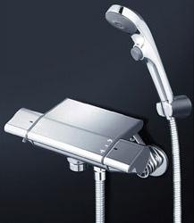 *KVK*KF850WS2 水栓金具 サーモスタット式シャワー 寒冷地仕様