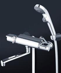 *KVK*KF880WTS2 水栓金具 サーモスタット式シャワー 寒冷地仕様