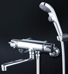 【3年保証付】*KVK*KF800TS2 水栓金具 サーモスタット式シャワー【代引不可】