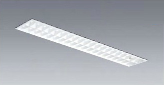 *三菱電機*EL-LFN4051A+LDL40S・N/22/34・N3 直管LEDランプ搭載ベースライト 直付形 学校用[黒板灯] 昼白色5000K【送料・代引無料】