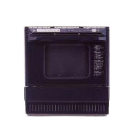 【無料3年保証/工事もご依頼で5年】*パロマ*PCR-510E ビルトインガスオーブン 電子レンジ機能付 ブラックタイプ
