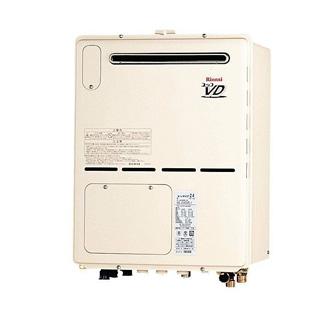 【無料3年保証/工事もご依頼で5年】*リンナイ*RVD-A2400SAW[A] 温水暖房熱源機 設置フリー 屋外壁掛型 [オート] 24号