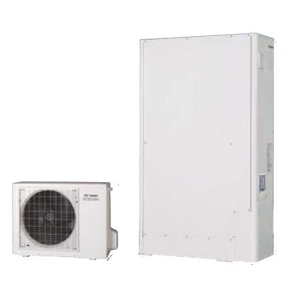 *長府製作所*EHP-3758GPXHTP エコキュート 高圧パワー給湯 [フルオート] 370L 一般地 薄型〈離島販売不可〉